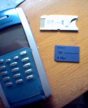 Memory Stick s redukcí